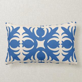 HAWAIIAN QUILT PILLOW- pineapple Lumbar Pillow