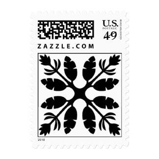Hawaiian Quilt Stamp