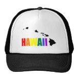 Hawaiian Rainbow 2 Mesh Hat