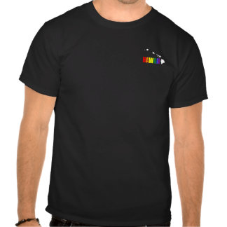 Hawaiian Rainbow 3 T Shirts