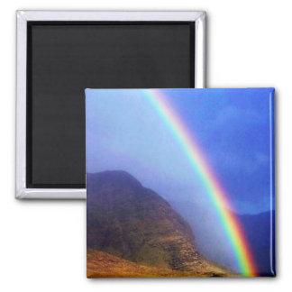 Hawaiian Rainbow Magnet