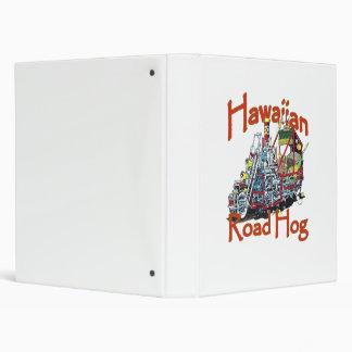 Hawaiian road hog binder