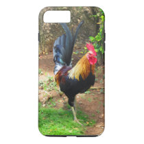 Hawaiian Rooster iPhone 8 Plus/7 Plus Case