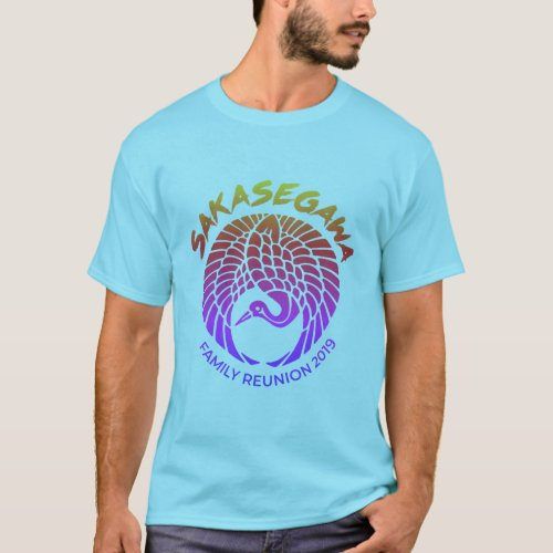 Hawaiian Sakasegawa Family T_Shirt _ Mens Tie Dye