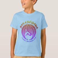 Hawaiian Sakasegawa T-Shirt - Kid's Tie Dye