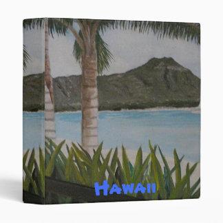 Hawaiian scenes Avery Binder