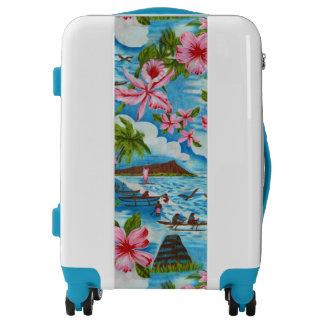 Hawaiian Scenes Luggage