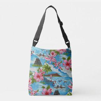 Hawaiian Scenes Tote Bag