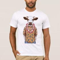 Hawaiian Shirt Cow