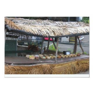 Hawaiian Shopping Invitation