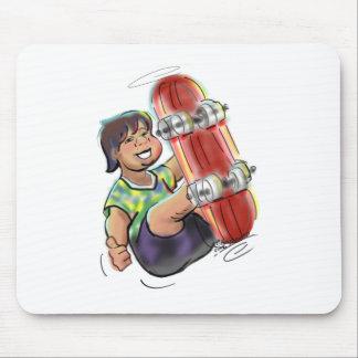 hAwAiiAn sKaTeBoArDeR Mouse Pad