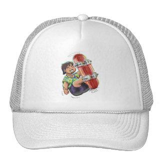hAwAiiAn sKaTeBoArDeR Trucker Hat
