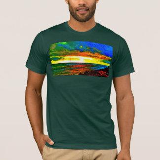 Hawaiian Sky Designs Masterpiece I Men's T T-Shirt