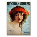 Hawaiian Smiles Card