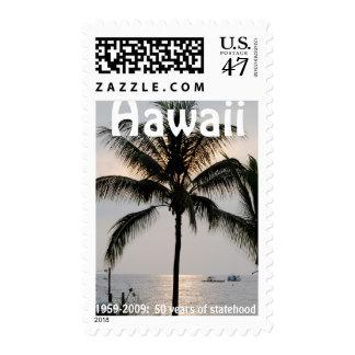 Hawaiian Statehood Postage
