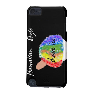 Hawaiian Style Shave Ice iPod Touch Case