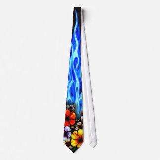 Hawaiian Style Tie