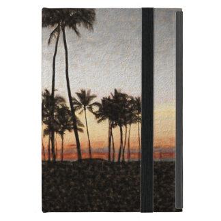 Hawaiian Sunset Case For iPad Mini
