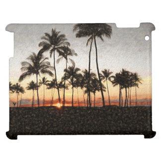 Hawaiian Sunset Case For The iPad