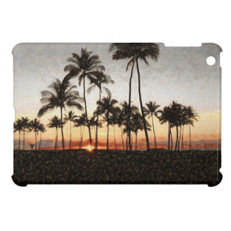 Hawaiian Sunset Case For The iPad Mini