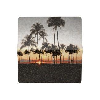 Hawaiian Sunset Checkbook Cover
