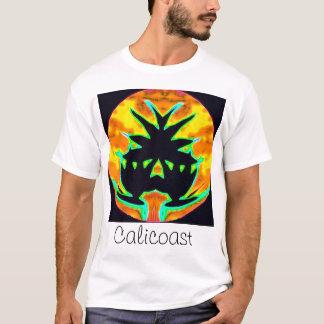 Hawaiian Sunset Flowers T-Shirt