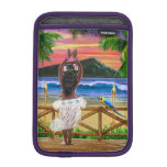 HAWAIIAN SUNSET HULA iPad MINI SLEEVES
