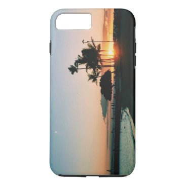 Hawaiian Sunset (iPhone 7 Plus Case) iPhone 7 Plus Case