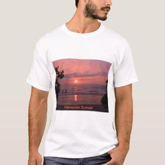 Hawaiian Sunset Mens T-Shirt