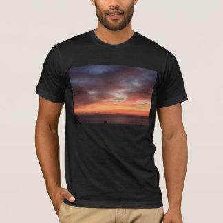 Hawaiian Sunset Men's T-Shirt