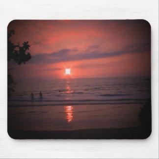Hawaiian Sunset Mouse Pad