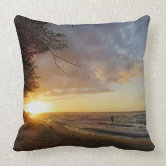 Hawaiian Sunset Pillow