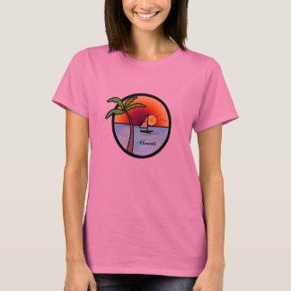 Hawaiian Sunset Sailing T-Shirt