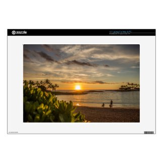 Hawaiian Sunset Skins For Laptops