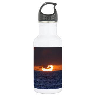 Hawaiian Sunset Stainless Steel Water Bottle