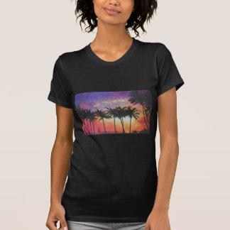 """""""Hawaiian Sunset"""" T-Shirt"""