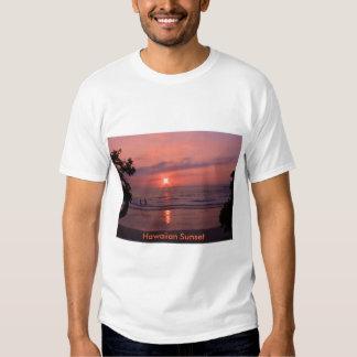 Hawaiian Sunset Tshirt