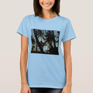 HAWAIIAN SUNSET WOMENS Shirt