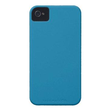 Hawaiian Themed Hawaiian Surf Blue Color Case-Mate iPhone 4 Case