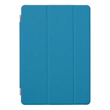Hawaiian Themed Hawaiian Surf Blue Color iPad Pro Cover