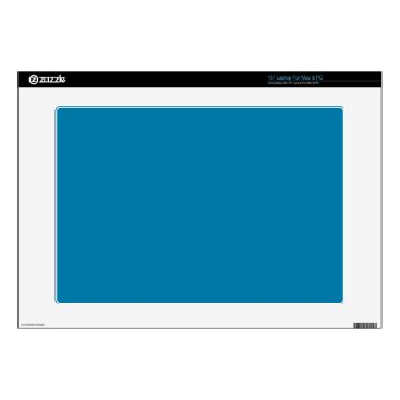 Hawaiian Themed Hawaiian Surf Blue Color Laptop Skins