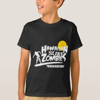 Hawaiian Surf Zombies T-Shirt