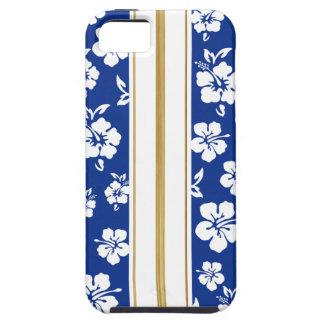 Hawaiian Surfboard Design iPhone SE/5/5s Case