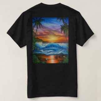 HAWAIIAN T SHIRT