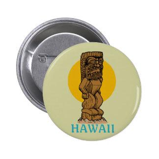Hawaiian Tiki Pins