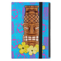 Hawaiian Tiki Mask iPad Mini Case