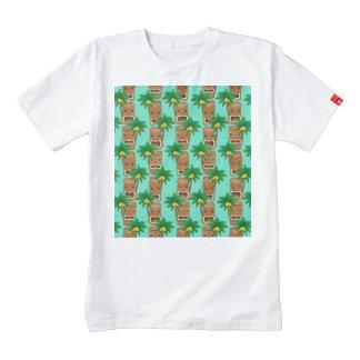 Hawaiian pattern t shirts shirt designs zazzle for Hawaiian design t shirts