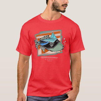Hawaiian Triggerfish T-Shirt