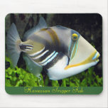 Hawaiian Tropical Fish Mousepad Mouse Pad