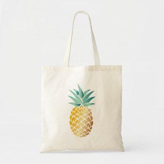 Hawaiian Tropical Pineapple Tote Bag